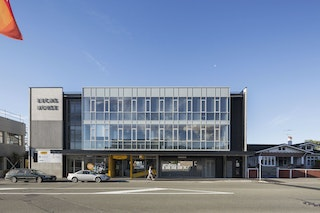 07.05.15 - Lucas House wins local NZIA Award for Commercial Architecture