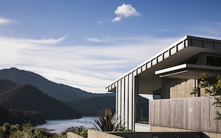 Marlborough Sounds Retreat