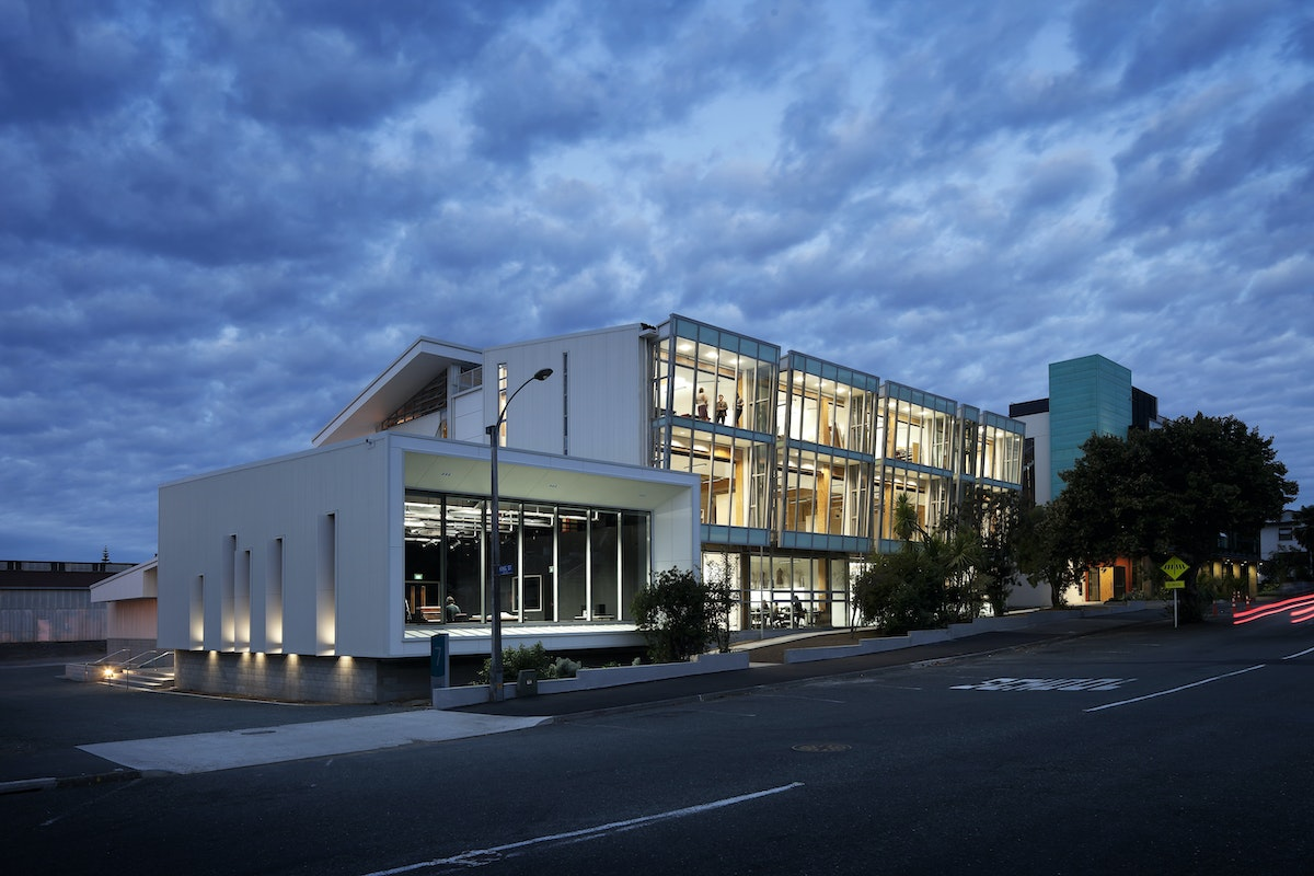 NMIT Arts and Media Building