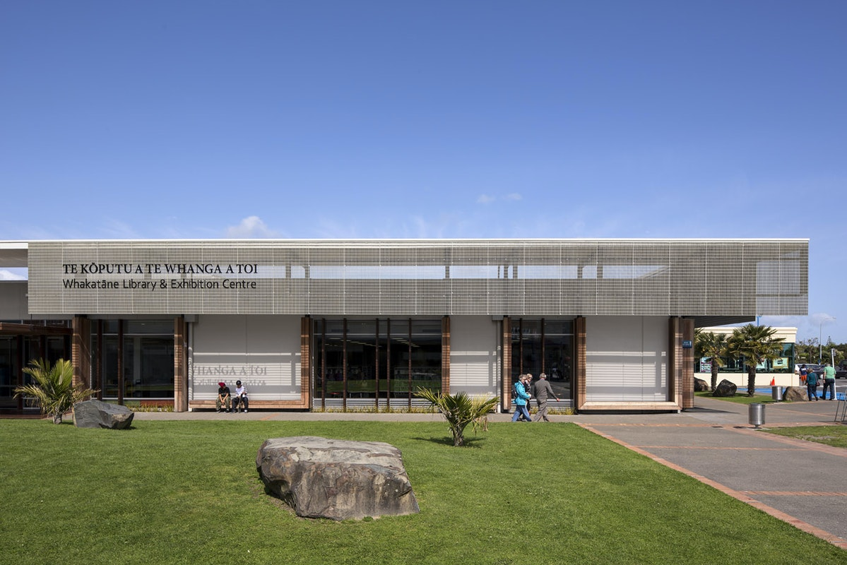 Whakatane Library & Exhibition Centre